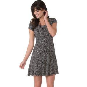 New Lightweight Jersey Skater Dress